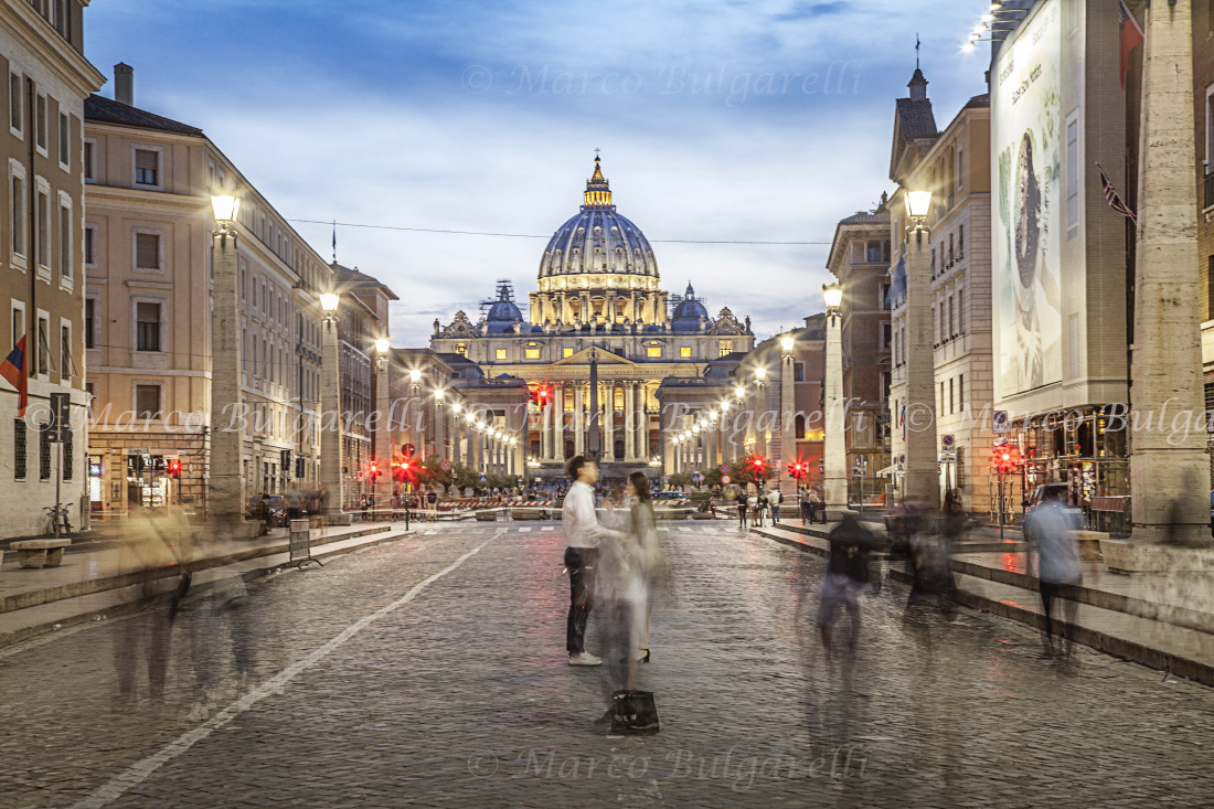 Rome private workshop - night, street & travel photography - Rome tour